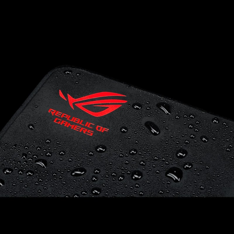 """ASUS ROG Scabbard Extra-Large Anti-fray Slip-free Spill-resistant Gaming Mouse Pad (35.4"""" x 15.7"""")"""