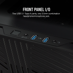Corsair 275R Airflow Tempered Glass Mid-Tower Cabinet (Black)