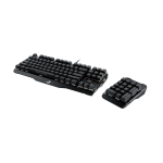 ASUS ROG Claymore Cherry MX RGB RED Mechanical Keyboard