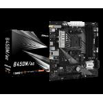 ASRock B450M/ac AMD AM4 Motherboard