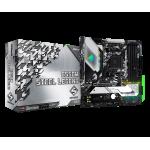 ASRock B550M Steel Legend AMD AM4 Motherboard