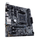 ASUS PRIME A320M-K AMD AM4 uATX motherboard with LED lighting, DDR4 3200MHz, 32Gb/s M.2, HDMI, SATA 6Gb/s, USB 3.0