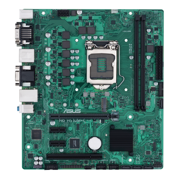 ASUS Pro H510M-C/CSM Micro ATX business motherboard