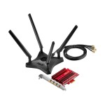 Asus PCE-AC88 AC3100 PCIe Wi-Fi Adapter